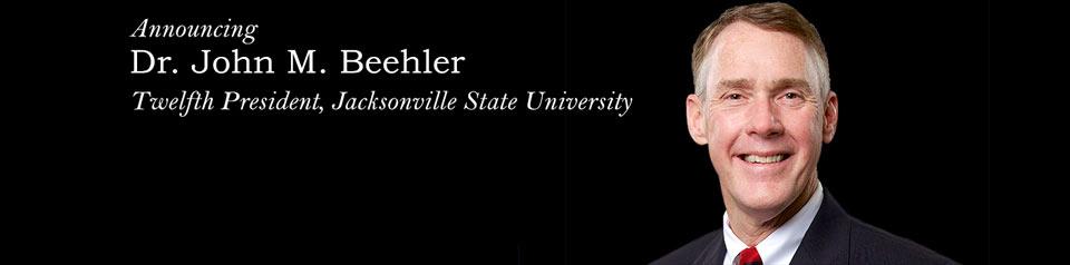 Dr. John M. Beehler, President