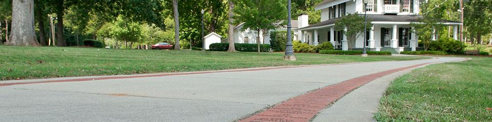 Photo of the JSU Alumni House