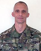 COL Michael Martel