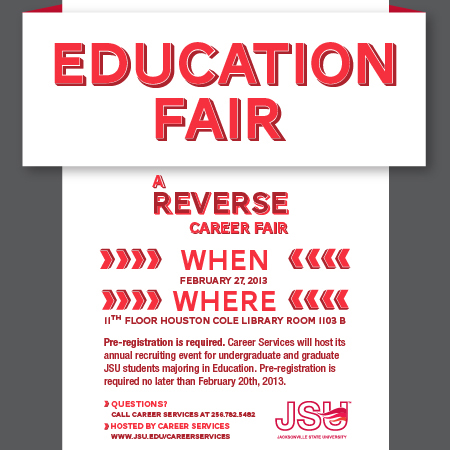 JSU | JSU News | Career Services to Host Annual Recruiting Event for