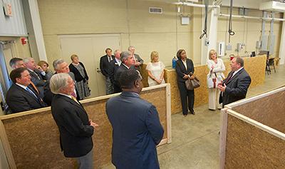 Jsu Jsu News Alabama Power Visits Site Of Future Robotics
