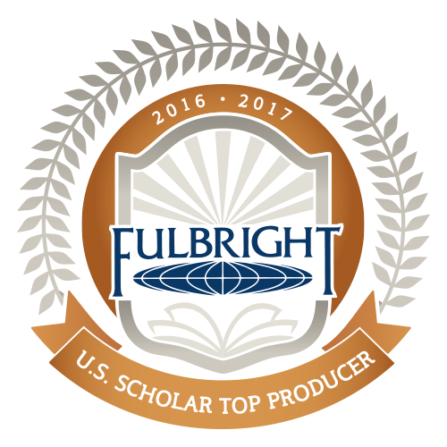 JSU Recognized as Top Producer of Fulbright Scholars