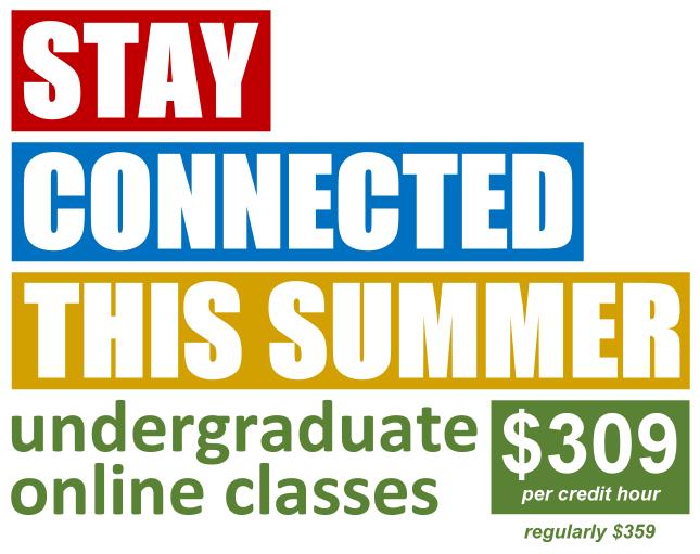 online summer classes